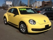 for sale 2015 VW Beetle