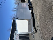 for sale NC 7x14 Nitro trailer - Aluminum-